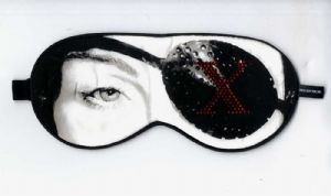 MADAME X TOUR - RHINESTONE SLEEP EYE PATCH MASK